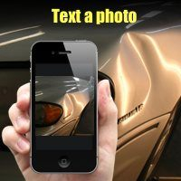 send photos of dents to Dent Terminator Tulsa