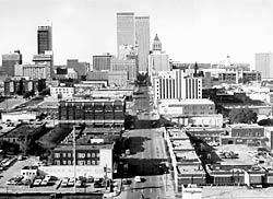 Boston Avenue in 1978