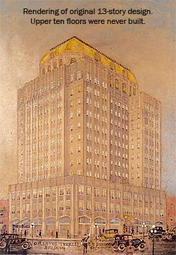 Gillette-Tyrell Building