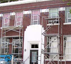 Commercial Building Rehab
