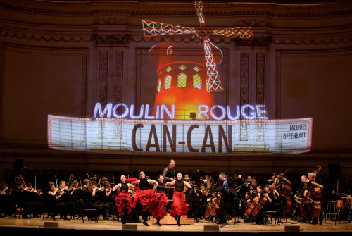 Carnegie Hall Link Up :The Orchestra Moves