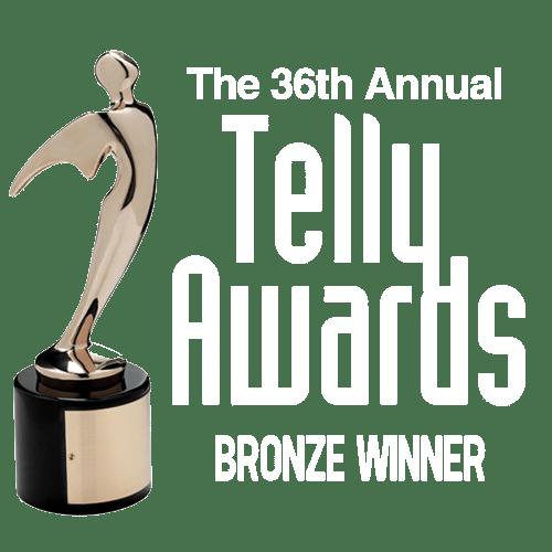 2015 Telly Award Winner