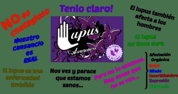 El lupus no es contagioso
