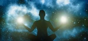 meditation, reflection, universe