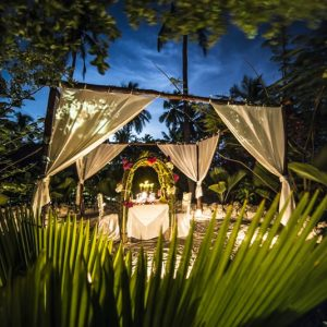 lune de miel à Zanzibar