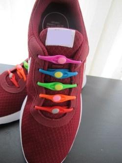 Sneaker_silicone rainbow