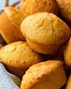 gluten dairy free corn muffins
