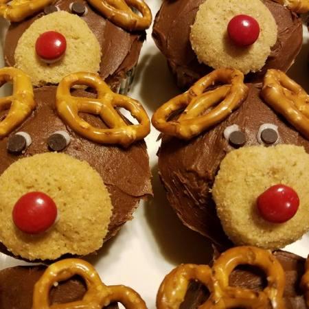 Gluten dairy free cupcakes