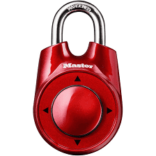 Master lock 1500iD back to school ADA inspired locks