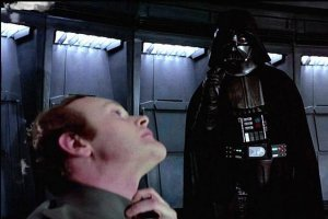 Lack of Faith - Vader- Project Dashboards