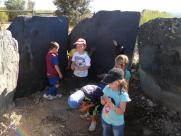 El dolmen de La Lagunita III