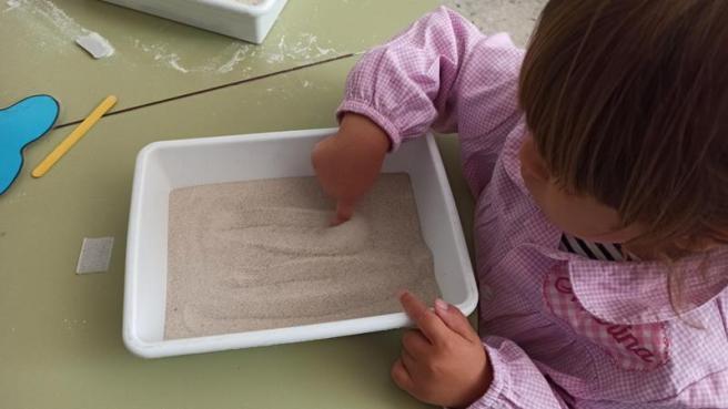 grafía vertical con harina, pan (3)