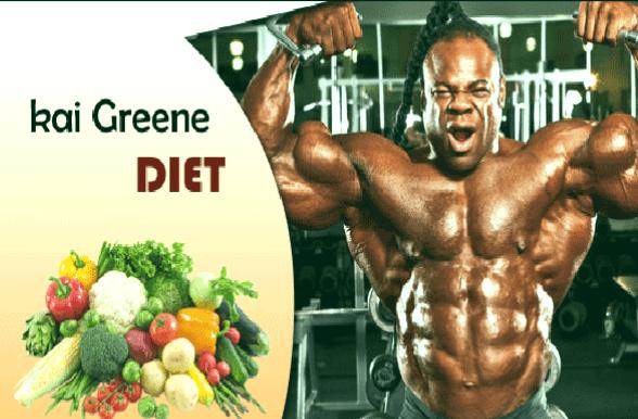 Dieta de volumen kai green:Comiendo a lo bestia
