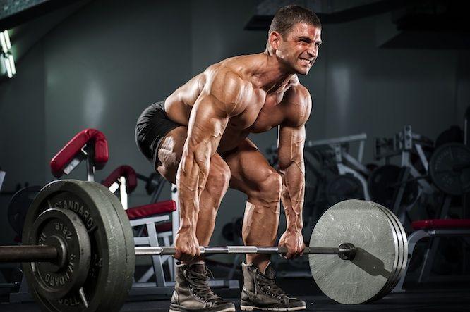 ejercicio peso muerto