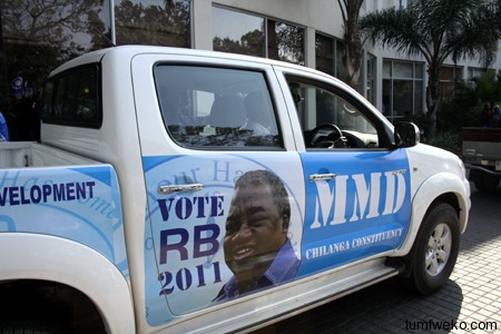 MMD Campaign 'Duty Free' Vehicles Shared As Others Plan To Defect To PF To 'Lick'