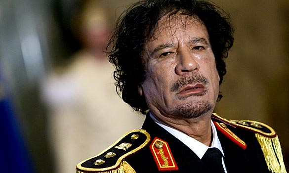 BREAKING NEWS : Muammar Gaddafi  Killed
