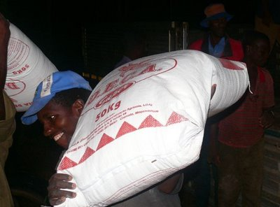 SATA Says No More Issuance Of Mealie Meal To Army Soldiers Because They Are Adults