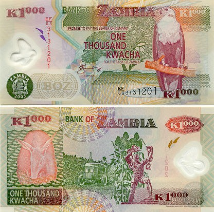 BREAKING News: 3 Zeroes To Be Removed From Kwacha CURRENCY