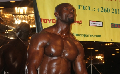 Mwila takes silver at Africa championship