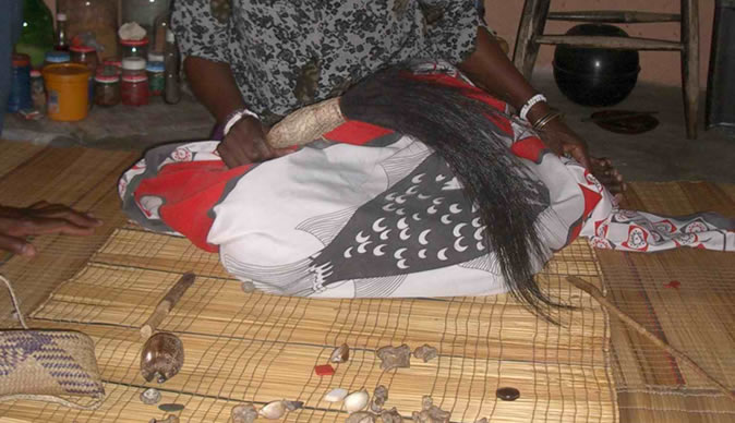 Sangoma Sends Birds To Demand Payment From Woman