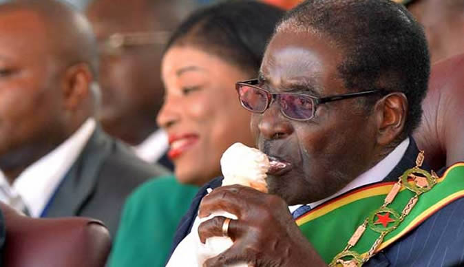President Mugabe Rules Out Retirement Hhead Of 93rd Birthday