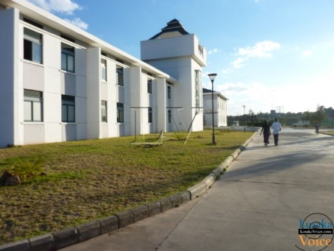 Levy Mwanawasa Medical University Nears Completion
