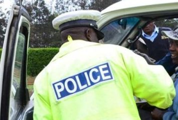 Traffic Officer Gets Diarrhea After Impounding A Truck