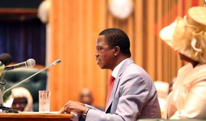 Lungu Warns State House Staff Against Abusing The US$ 282 Million