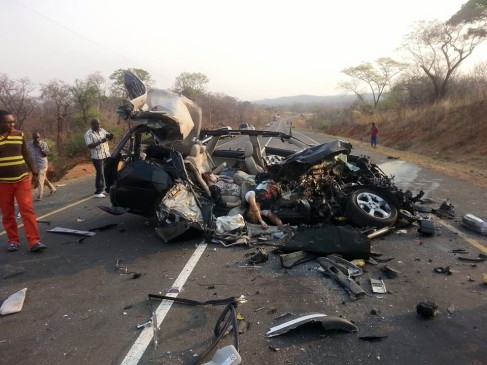Police Recorded 30, 163 Road Accidents In 2017 With 1,989 Deaths