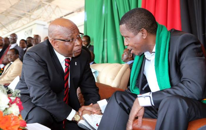 Nevers Mumba Urges Govt to Act Now & Lockdown Zambia For 2 Weeks