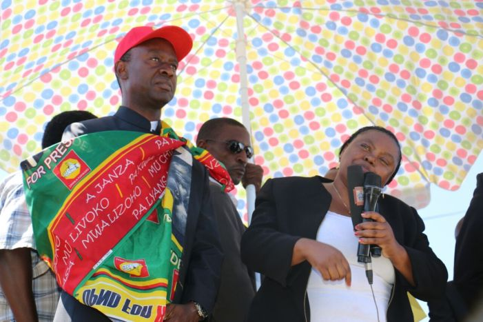 Political Sycophant Hapunda Says 'Mulenga Sata Has Ended His Political Career For Joining UPND'