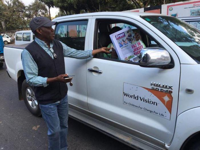 Lungu Is Choking With Anger Over The Post Newspapers Hitting The Streets Everyday