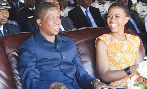 Wife Of Garden Boy Who Stole Tasila's K200,000 Begs Lungu For Mercy