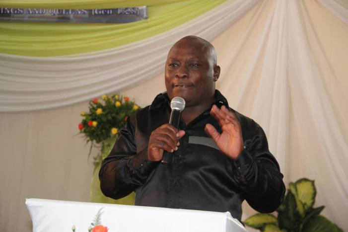 Kitwe Pastor Explains Why HH Lost the August 11 Elections