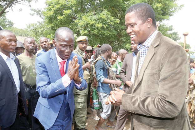 Ngoni Impis Fight Over Money Lungu Gave Them In Mfuwe