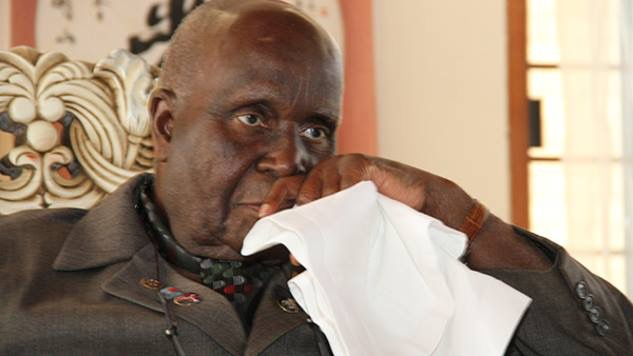 Kenneth Kaunda The Prima Dictatorial Presidential Demon