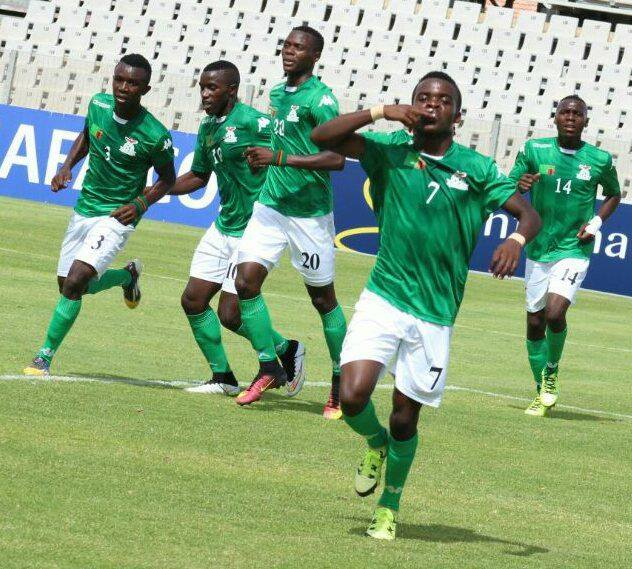 Chambeshi: U20 Team Now Ready For the AFCON Championship