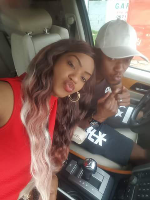Photos: Meet Rainford Kalaba's New Hot Babe