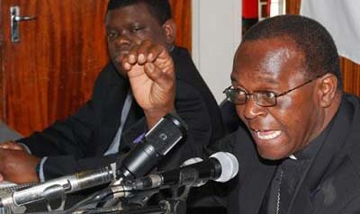 Archbishop Mpundu Re-elected ZCCB President