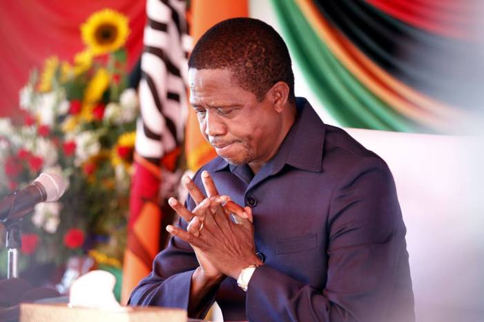 OPINION: National Day Of Prayers Was about Lungu & His Cadres