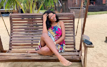 Actress Yvonne Nelson Becomes A Mom
