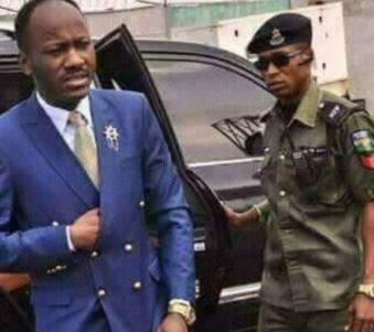 Apostle Suleiman Defends Pastors With Armed Body Guards