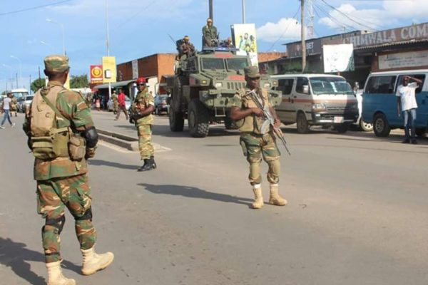 Soldiers Allegedly Harassing Residents