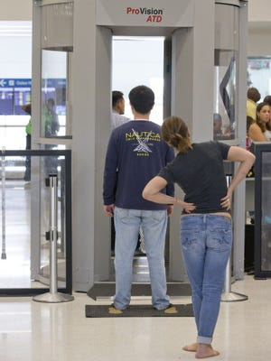 First Time Flying Man Shocks Airport Officials