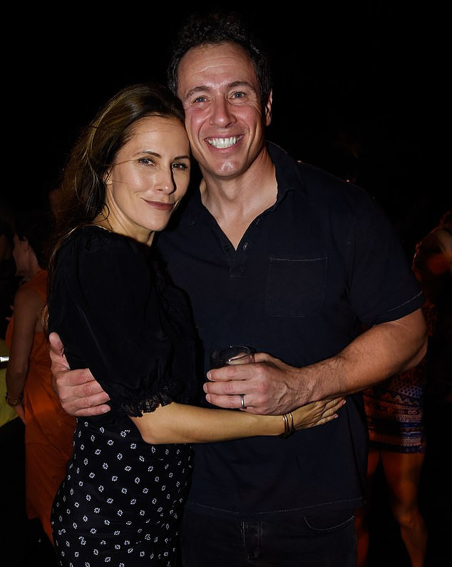 CNN anchor Chris Cuomo's wife Cristina tests positive for Coronavirus