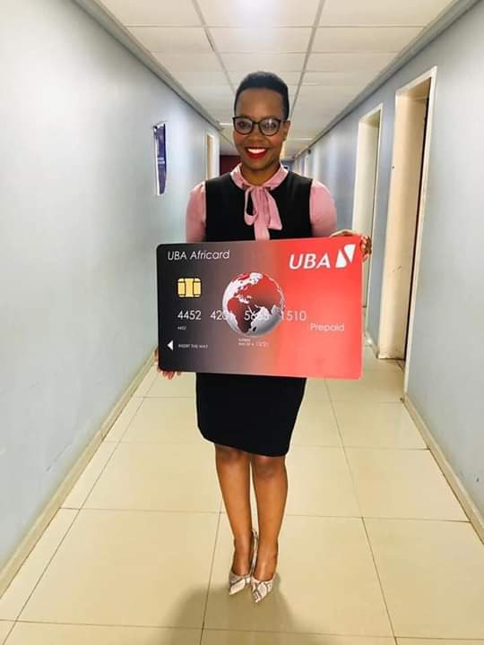 CHILUFYA MWELWA WINS BEST DRESSED NEWSCASTER AWARD!