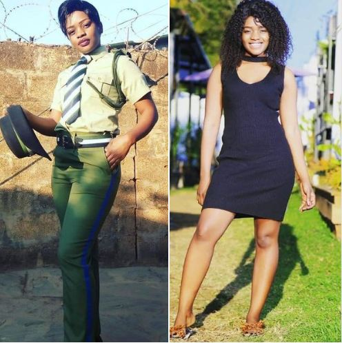 Photo: Zambia Police Really Has Beautiful Officers