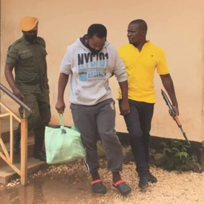 Dr Tembo's Alleged Killer Appears In Court
