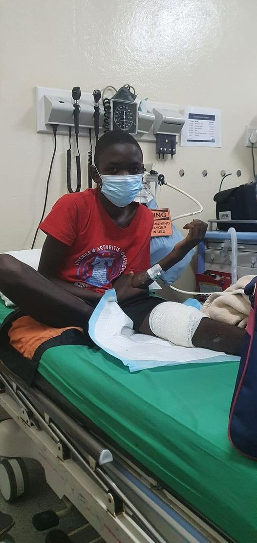 Boy Attacked By Crocodile Needs Help