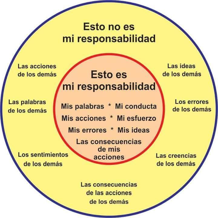 distribucion de la responsabilidad